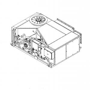 Vapor Stone R22/407C HVAC Unit Part No. B8248-1